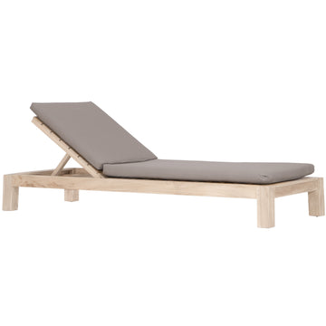 Harper Armless Outdoor Sun Lounge
