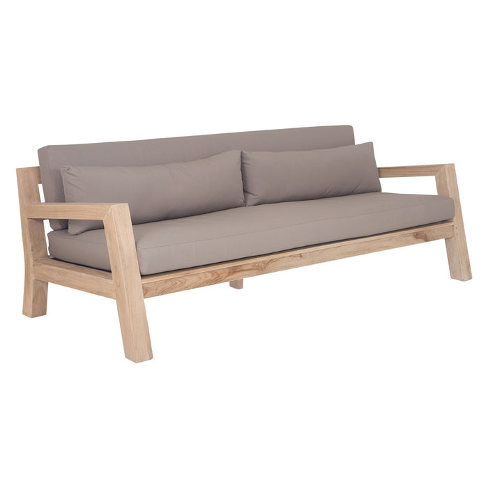 Harper Outdoor Sofa | Three Seater
