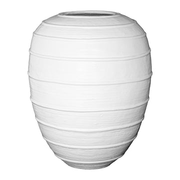 Herero Pot | White