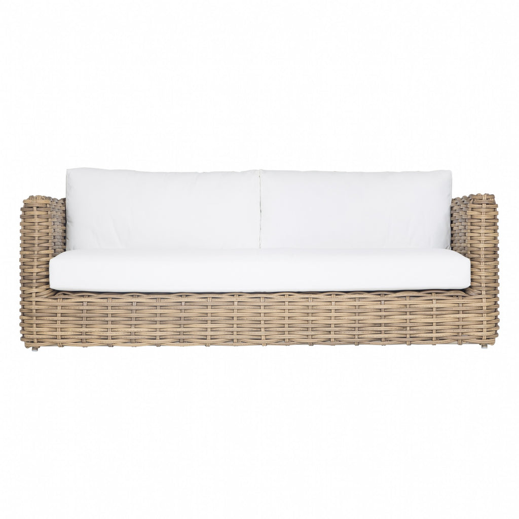 Himba Outdoor Sofa | Three Seater - Uniqwa Collections wholesale furniture suppliers for interior designers australia