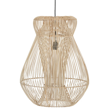 Indah Pendant Light  | Natural