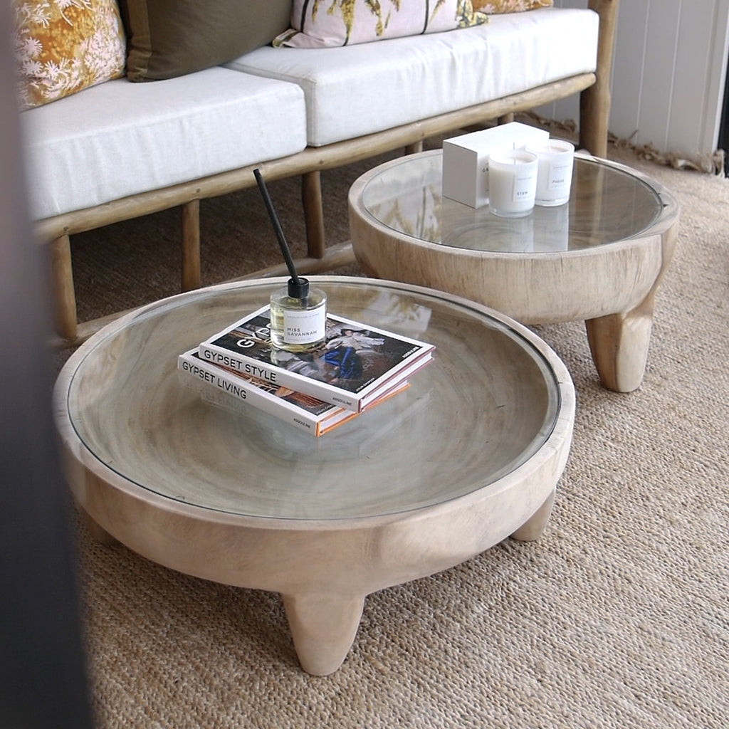 Inkolo Side Table - Uniqwa Collections wholesale furniture suppliers for interior designers australia
