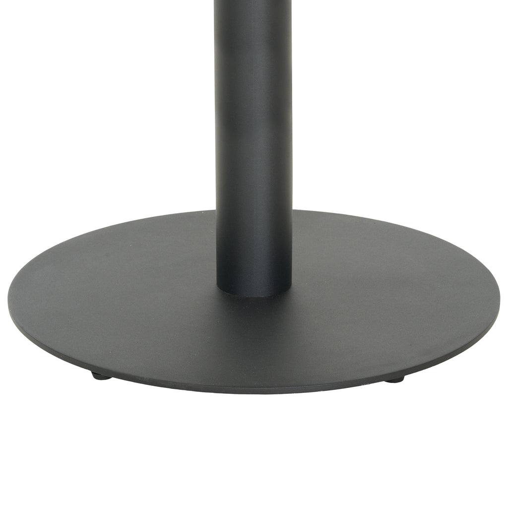Bar Table Base | Black