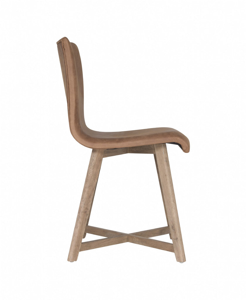 Juno Dining Chair | Brogan Brown - Uniqwa Collections wholesale furniture suppliers for interior designers australia