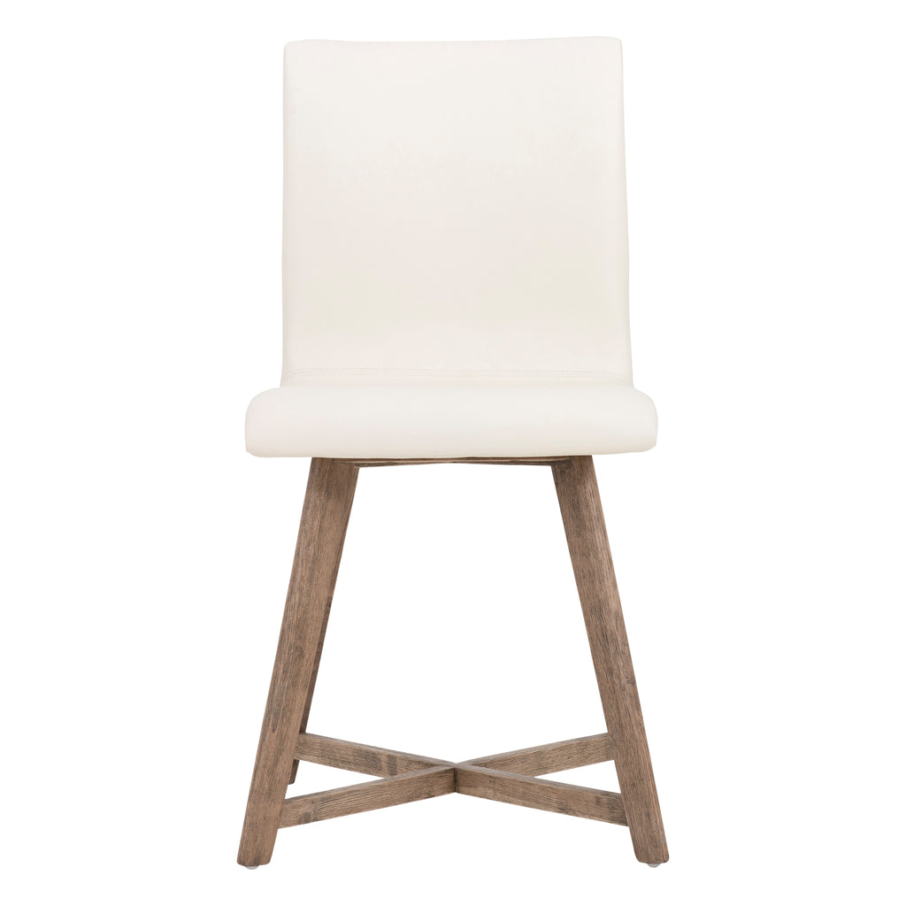 Juno Dining Chair | Warm White - Uniqwa Collections wholesale furniture suppliers for interior designers australia