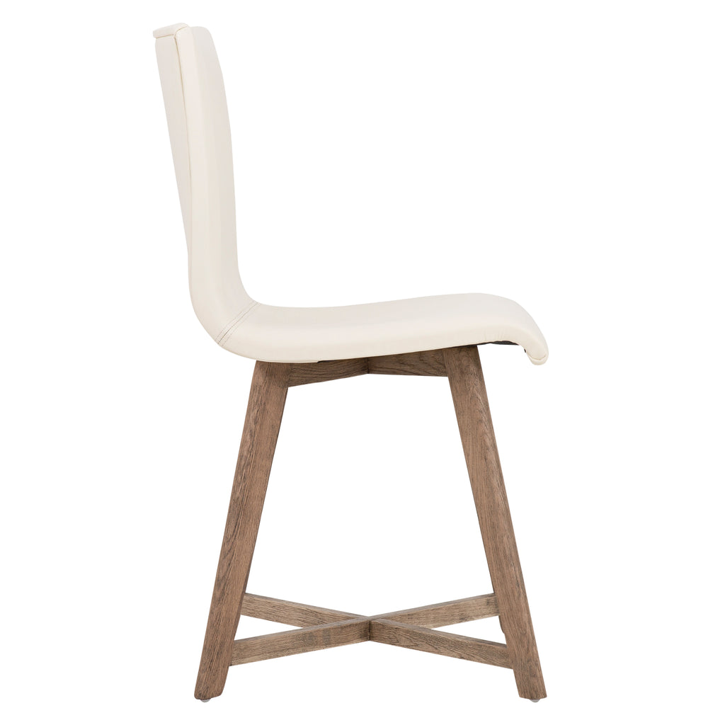 Juno Dining Chair | Warm White