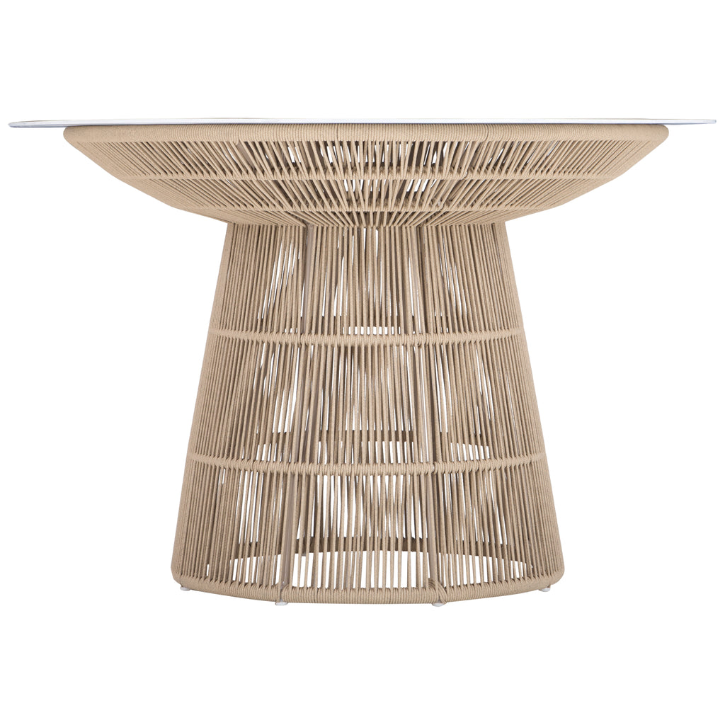 Kadima Round Dining Table - Uniqwa Collections wholesale furniture suppliers for interior designers australia