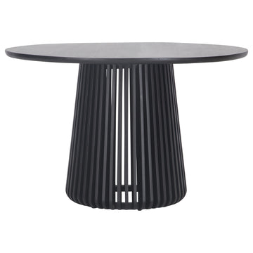 Lindi Dining Table | Black