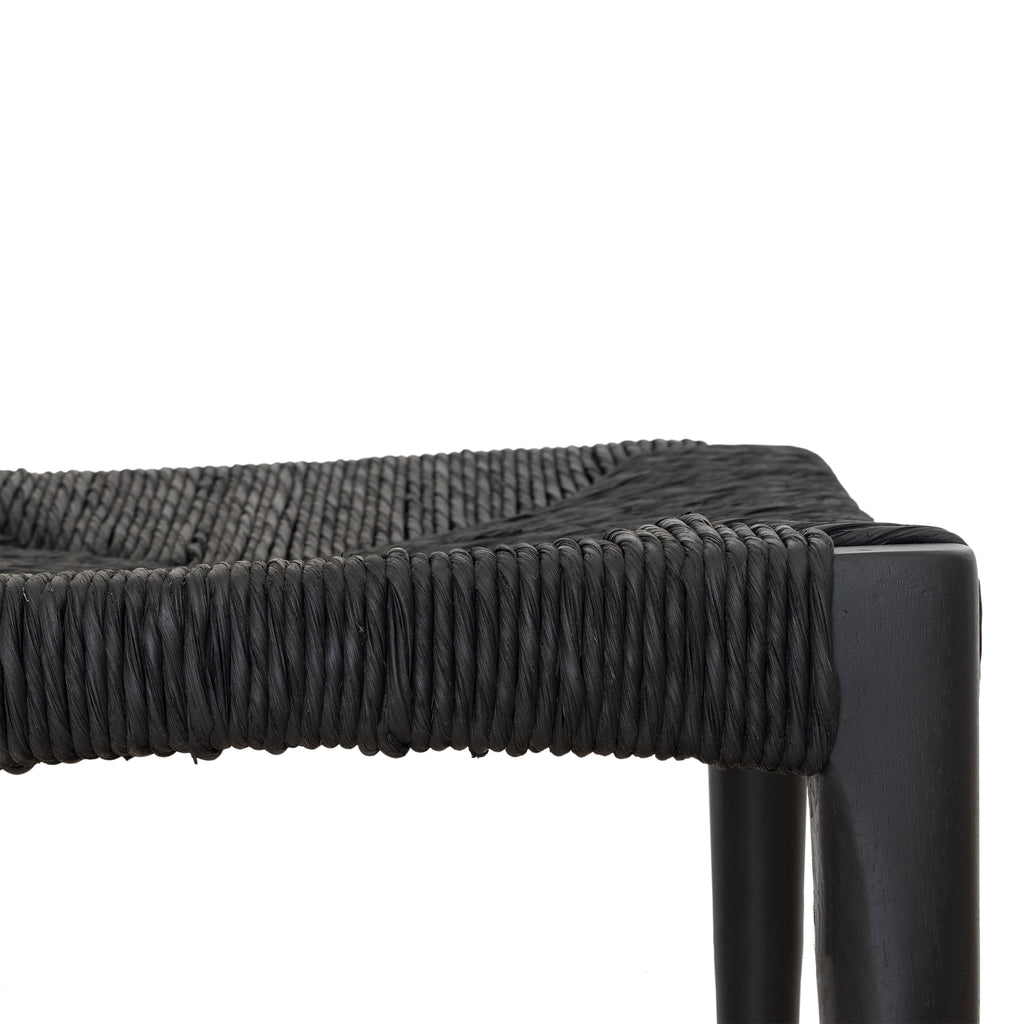 Makelo Horn Barchair | Black