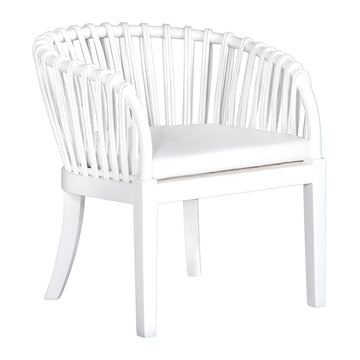 Malawi Tub Chair | White
