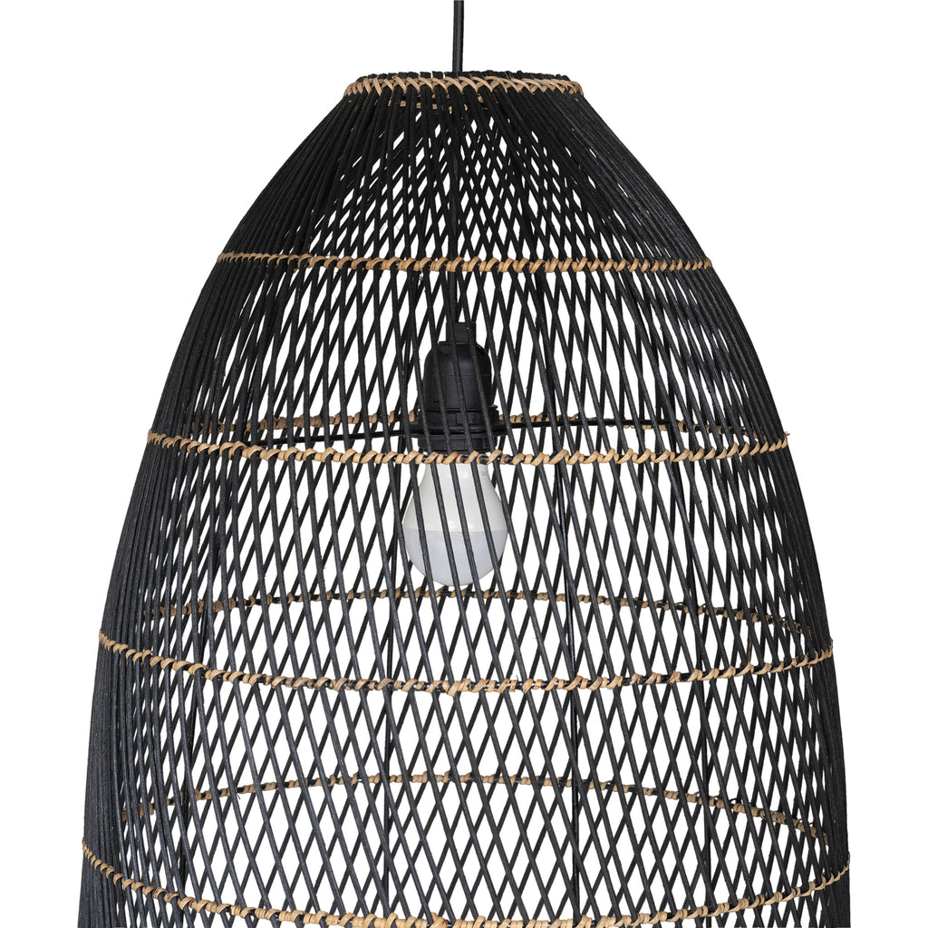 Mariboa Pendant Light | Black | Large