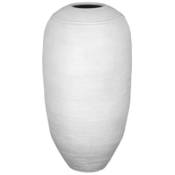 Matabela Pot | White