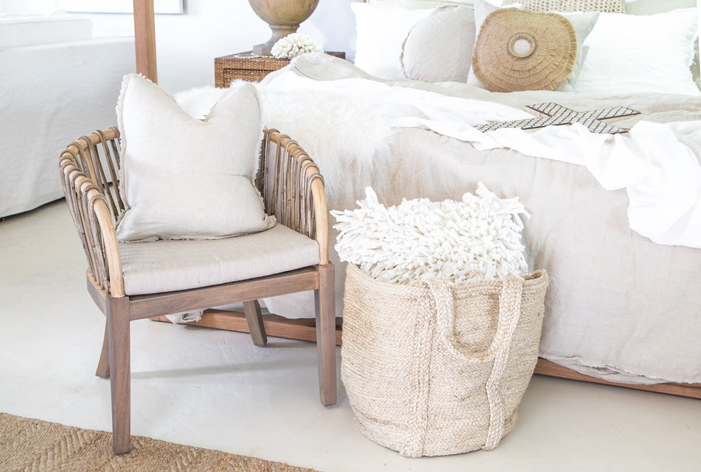 Malawi Tub Chair | Natural