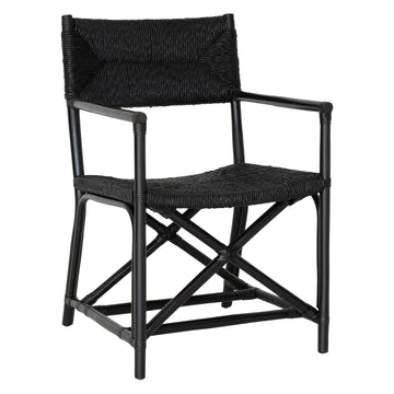 Safari Armchair | Black