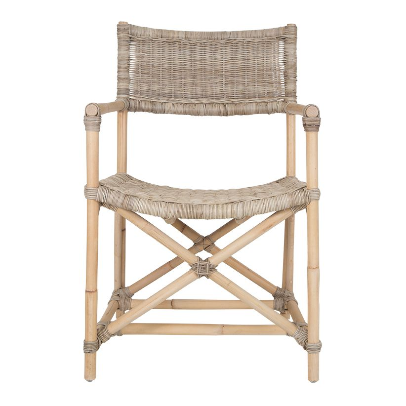 Safari Armchair | Natural