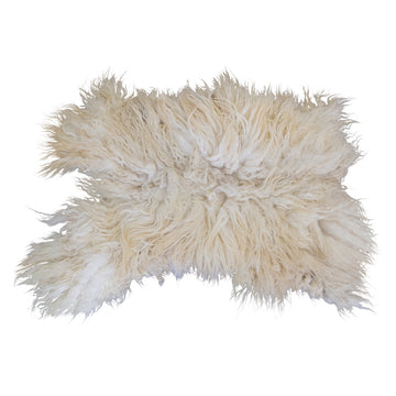 Animal Friendly Sheeprug | 100% Wool | Cream - Uniqwa Collections wholesale furniture suppliers for interior designers australia