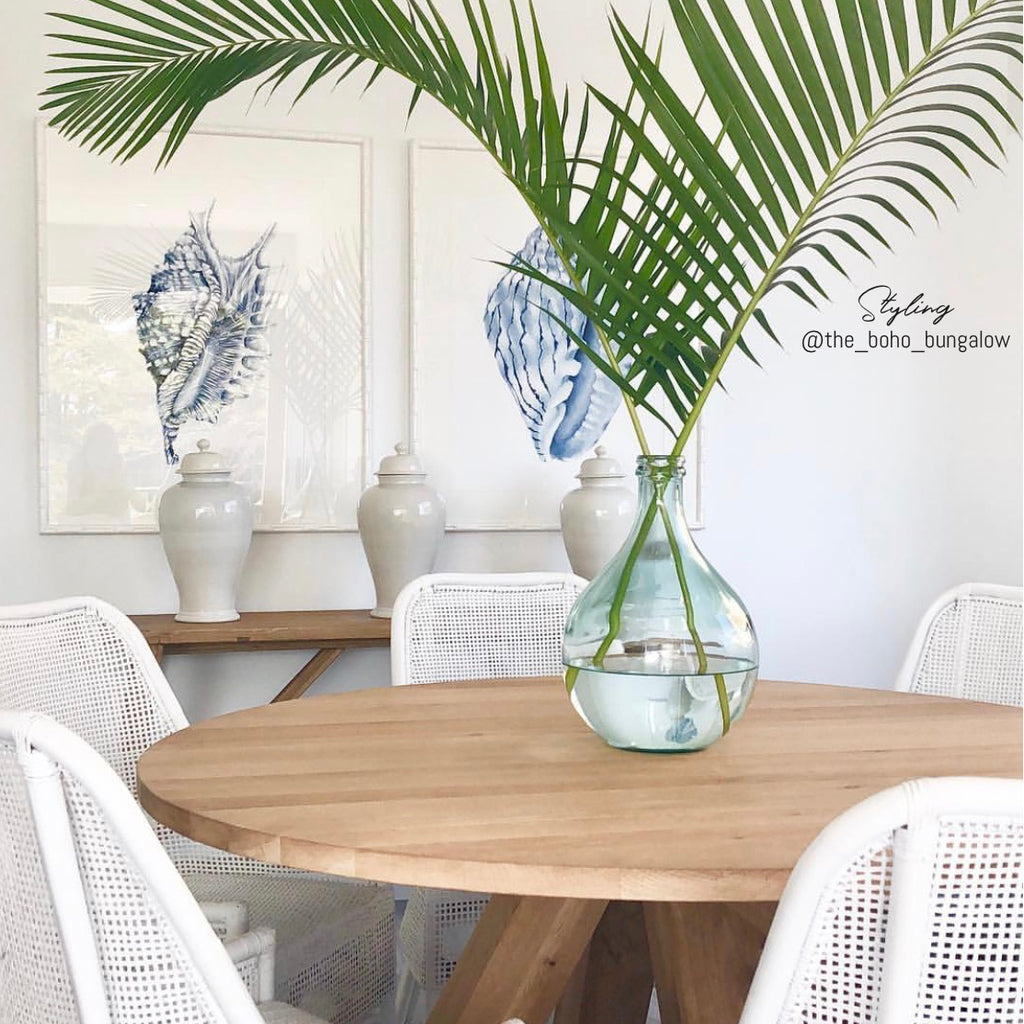 St Croix Dining Table | Natural