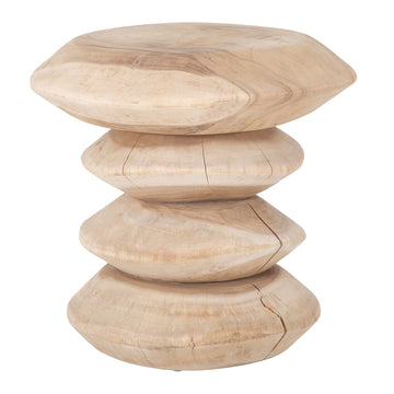 Stacks Stool | Natural
