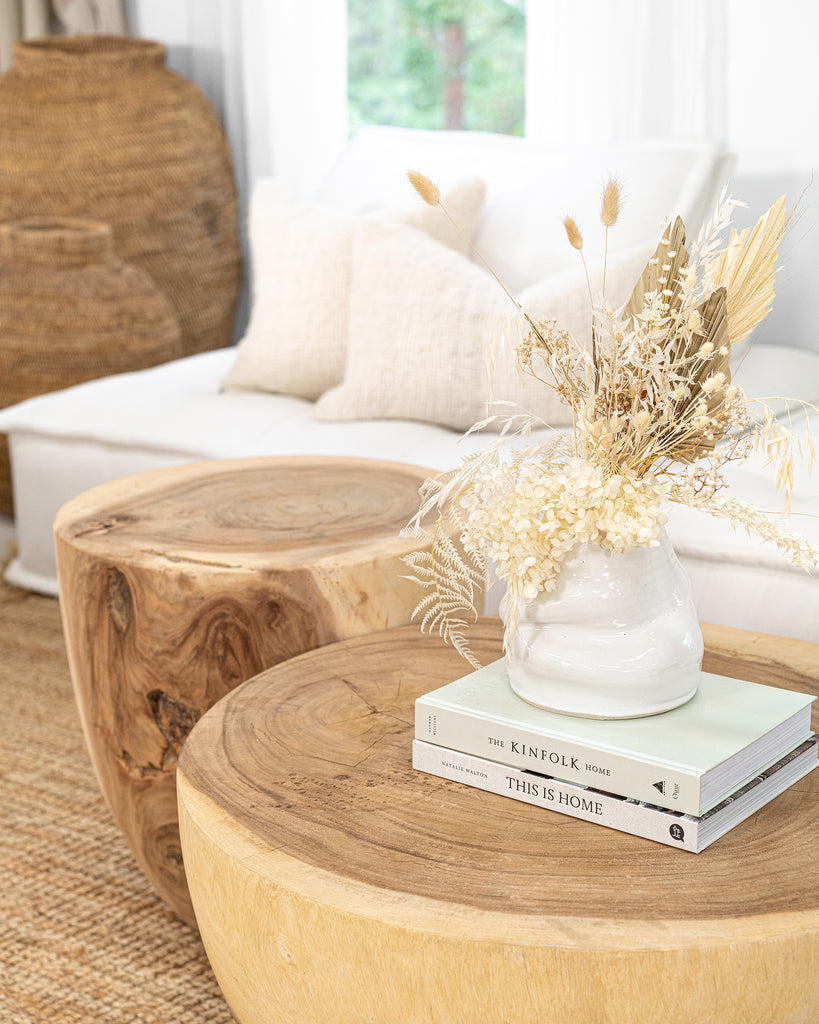 Stomp Side Table | Natural