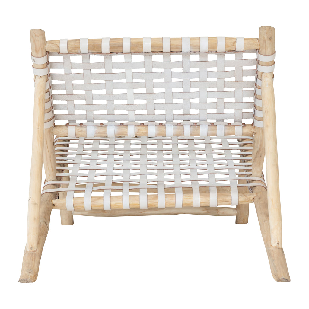 Sunset Occasional Chair | White