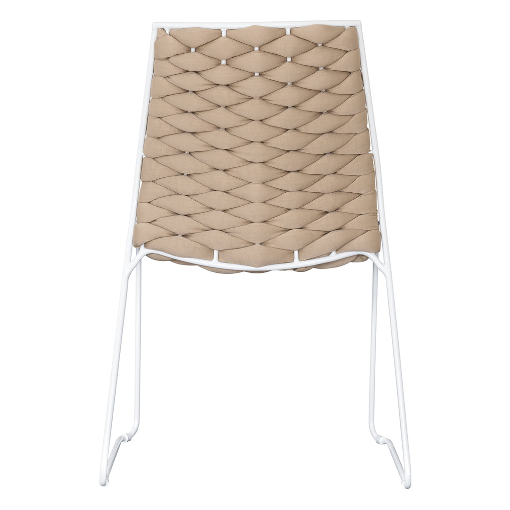 Swahili Dining Chair | Natural