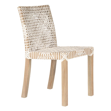 Sweni Dining Chair | White