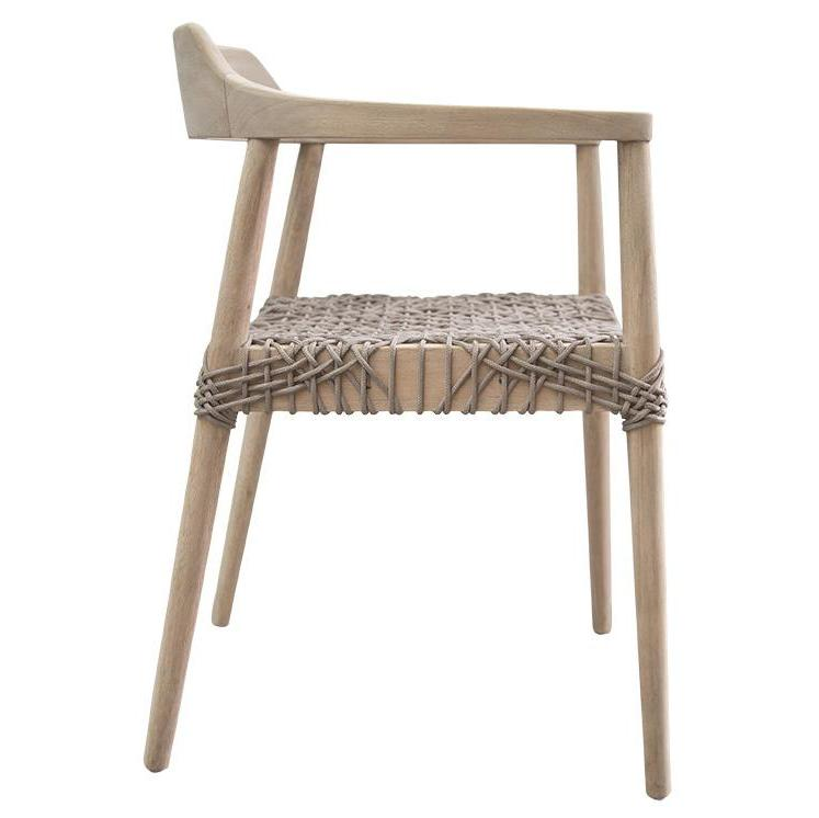 Sweni Horn Armchair | Rope