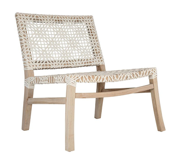 Sweni Occasional Chair | White