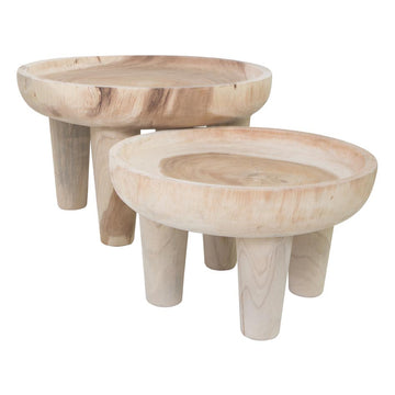 Tamale Coffee Table | Natural