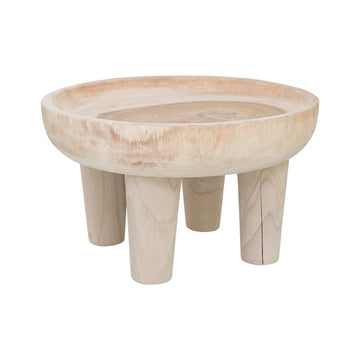 Tamale Low Side Table | Natural