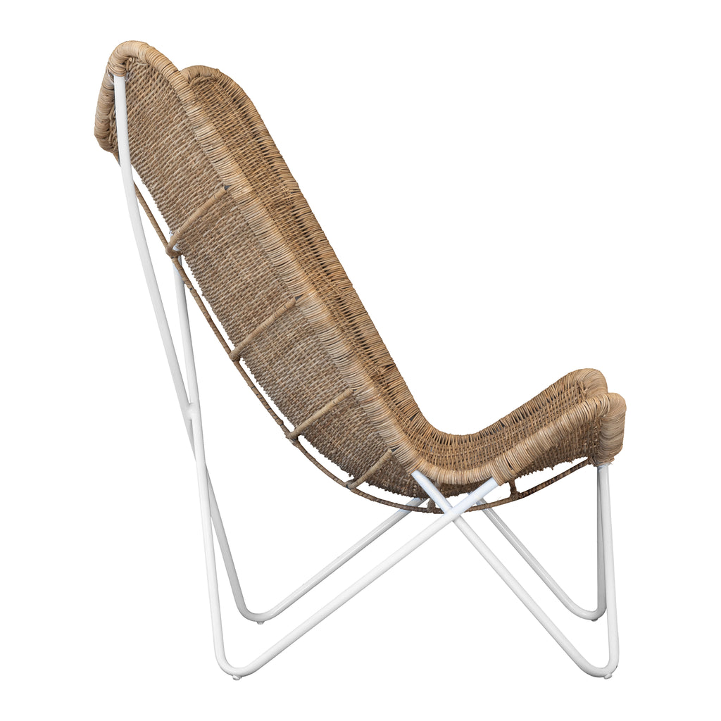 Tobago Butterfly Chair White
