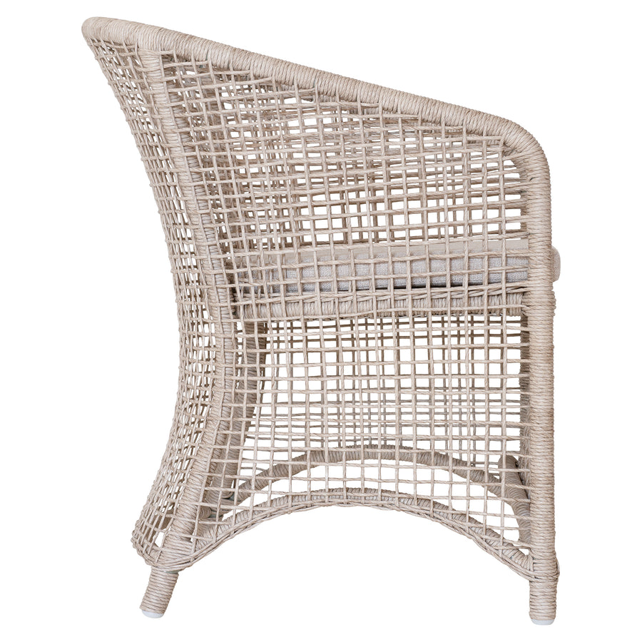 Trinidad Dining Chair | Natural