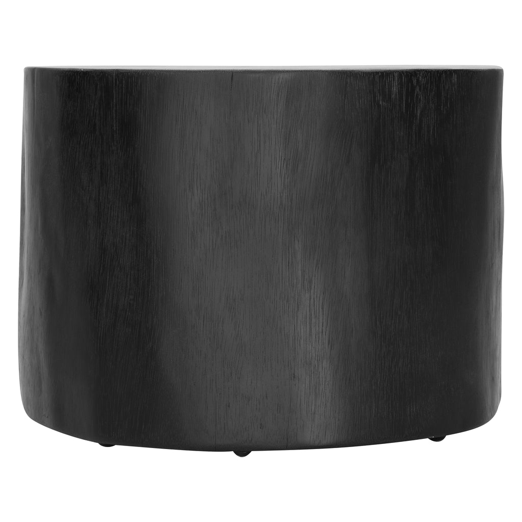 Trunk Side Table | Black