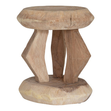 Tsuana Stool | Natural