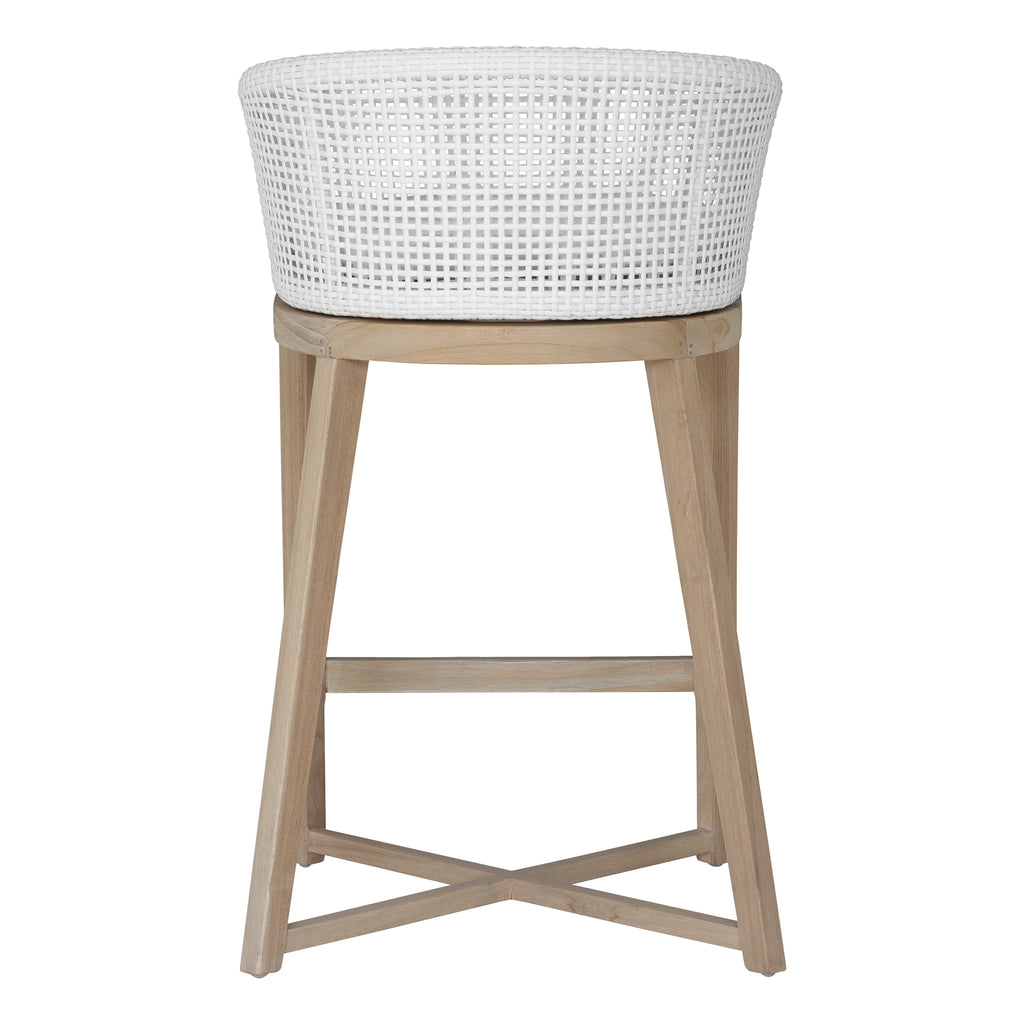 Tula Barchair | White