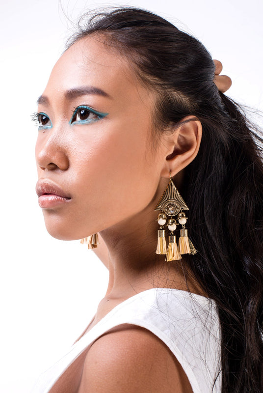 Masonika Earrings