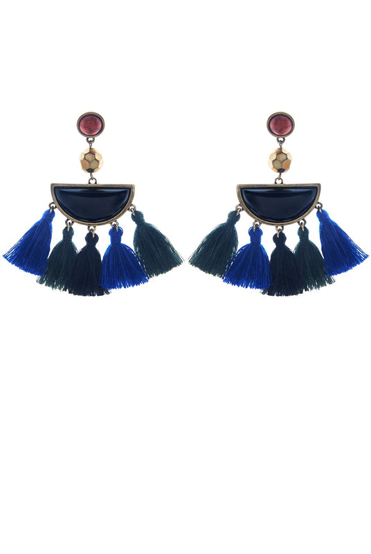 Aztec Princess Earrings