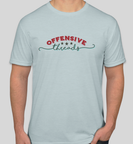Mens Offensive Threads T-Shirt - Offensive Threads