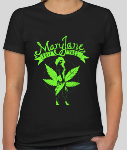 Women's MaryJane - Offensive Threads