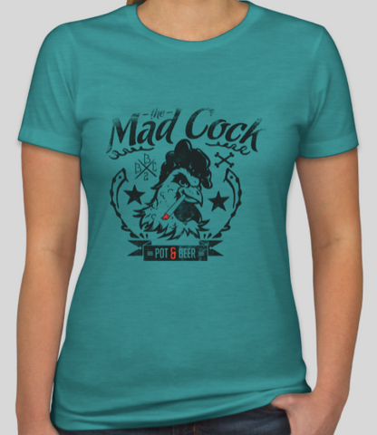 Women's Mad Cock - Offensive Threads