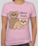 Women's Funny Bear - Offensive Threads