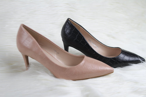 حذاء بكعب :5453 - Arwa Shoes