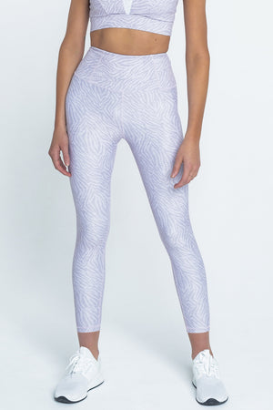 State Leggings - Lilac