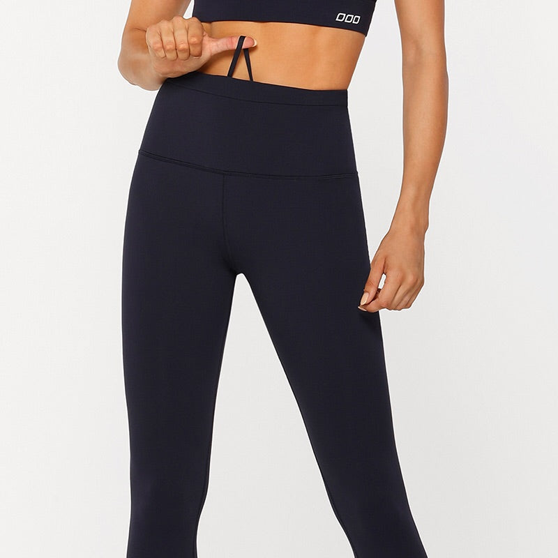 Classic Thermal Full Length Tight - French Navy