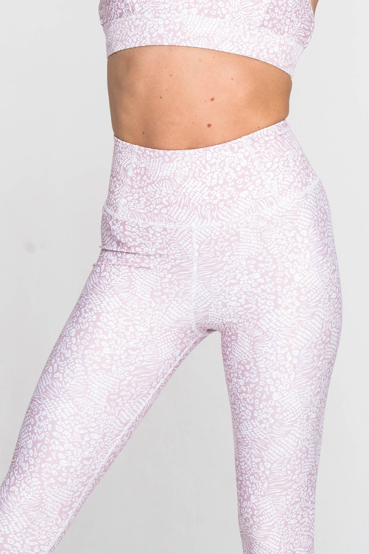 State Legging Wild Rose