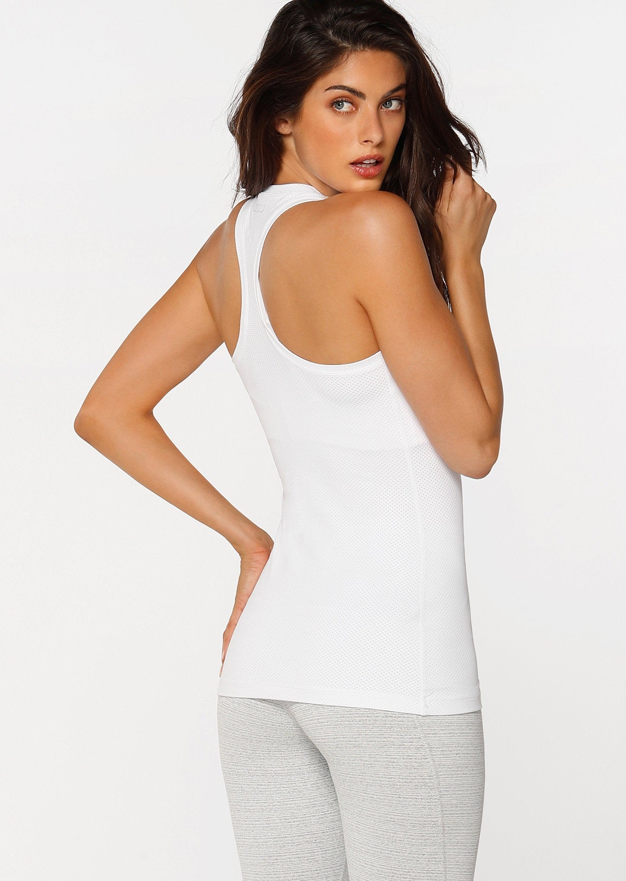 Extraordinary Excel Tank - White