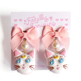 Artemis Macaron Earrings