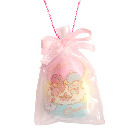 Little Twin Stars Cotton Candy Necklace