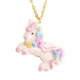 Twin Stars Unicorn Bon Bon Necklace