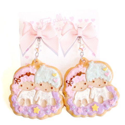 Kiki & Lala Decorated Cookie Earrings